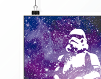 Poster - Star Wars Fcom