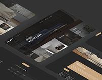 AlexGroz web design