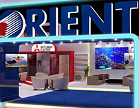 Orient Expo Stand