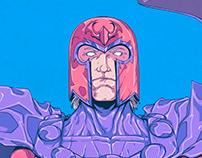 Magneto - Print/Poster