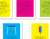Sports Authority - Team Building