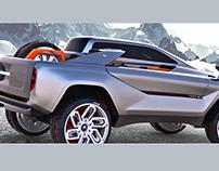 Michelin Design Challenge Mobility/Utility/Flexibility