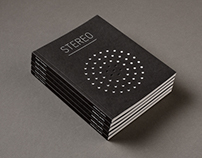 "Poetry book ""Stereo"""