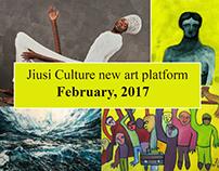 Jiusi Culture New Art Platform February,2017