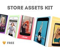 Store Assets Kit - Storello