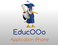 EducOOo (Maquette iOS)