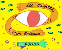 Les Claypool Lennon Delirium