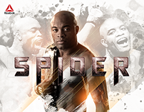 Spider - Anderson Silva