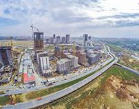 Evvel İstanbul Havadan inşaat Fotoğraf Çekimleri 9