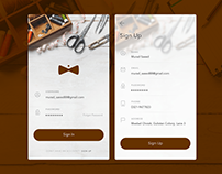 On Demand Tailor Services App