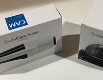 CudaCam B2B Packaging (Package Design)