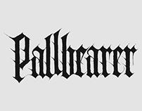 PALLBEARER (Logo Restyling) (Fan work)