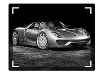 Full CGI Porsche Spyder 918