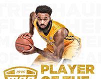 Toledo Basketball All-MAC Honors