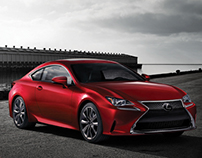 Lexus Carlsbad - All New RC 350 Poster