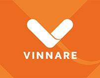 Branding Identity for VINNARE