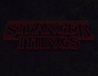 - STRANGER THINGS - gifs trubute