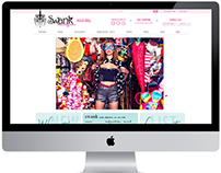 Business Design : Swank Boutique