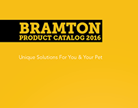 Bramton Product Catalog 2016