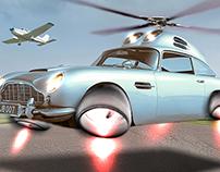 James Bond Mobil