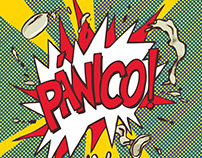 Pánico: Una fiesta de Viralatex (poster)