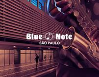 Blue Note São Paulo