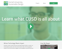 CUSD Recruitment Website