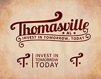 Thomasville City Rebranding Campaign