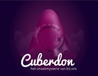 Cuberdon | Local product campaign