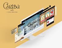 Pag web de Ron Caribu