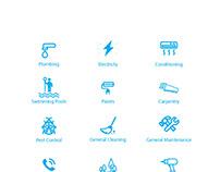 Icon and Logo Designs