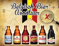 Ontwikkeling Belgisch Bier Avontuur