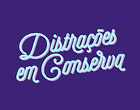 Logo - Distrações em Conserva 2
