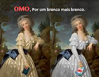 Projeto Acadêmico - Peça publicitária - OMO - 1