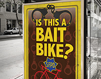 SFPD Bike Bait Program