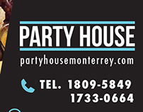 Ad Party House
