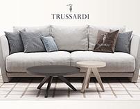 TRUSSARDI CASA set - 3D Models