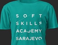 Soft Skills Academy Sarajevo T-shirt