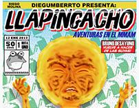 Llapingacho (Cómic Cover)
