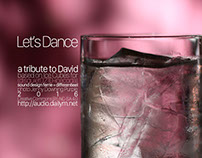 cover for Let's Dance - soundscape