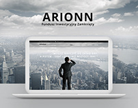 Arionn FIZ | Website
