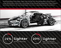 CFRP in the 2017 Audi R8