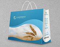 E-Commerce Business Shopping Bag
