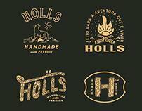 Holls - Tees.