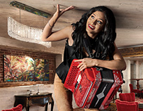 Gabbanelli Accordions Advertising Photography