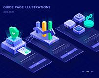 Guide Page Illustration Design