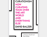 Cover drafts for Curationism