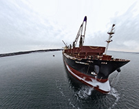 Pangaea Logistic Solutions m/v Bulk Newport