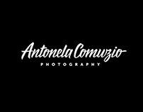 ANTONELA COMUZIO Logo Design