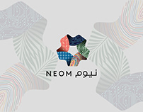 Neum Project - motion graphics